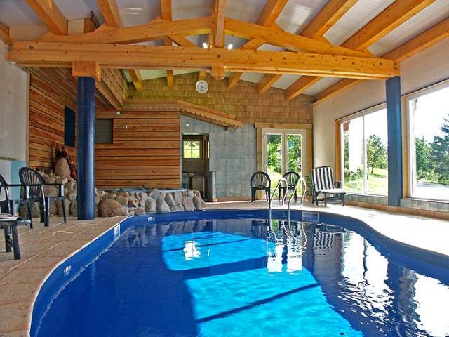 Vacances chalet 5 piscine g rardmer vosges france g te for Piscine gerardmer