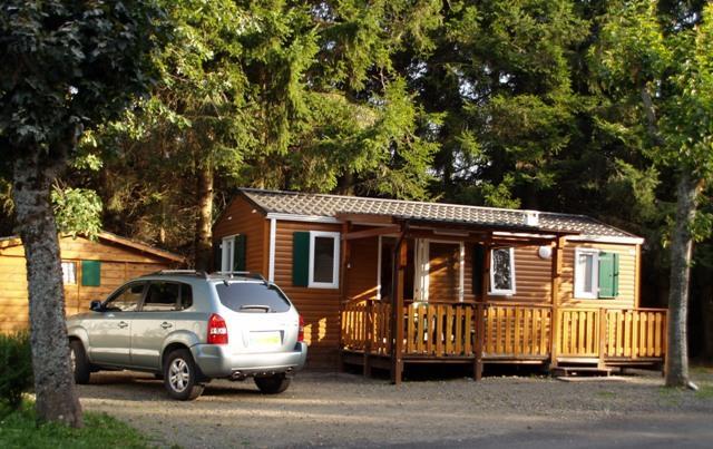 Camping Bois De Gravière - Camping bois de gravi u00e8re, mobil homeà Besse et st anastaise, Puy de dome 63