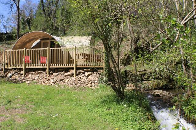 Photo Camping moulin du chaules 6