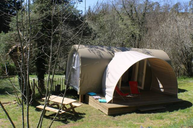Photo Camping moulin du chaules 7