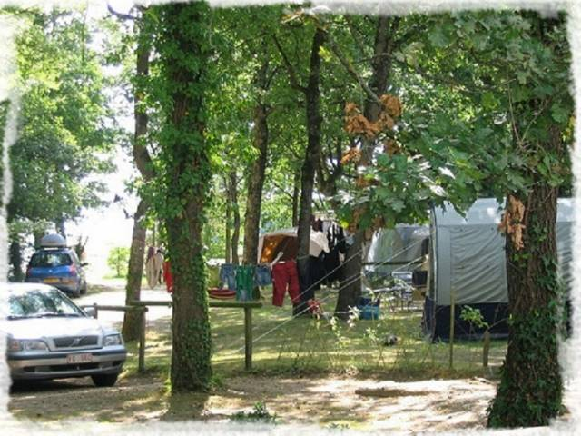 Camping du bois fleuri camping location saint epain for Camping indre et loire avec piscine