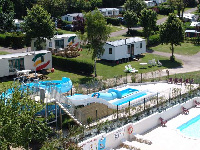 Camping de la vall e camping houlgate calvados 14 for Camping cabourg piscine