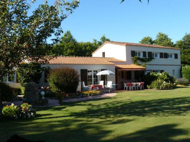 Les landes de beausejour chambre d 39 h te le chateau d olonne vendee 85 - Chambres d hotes chateau d olonne ...