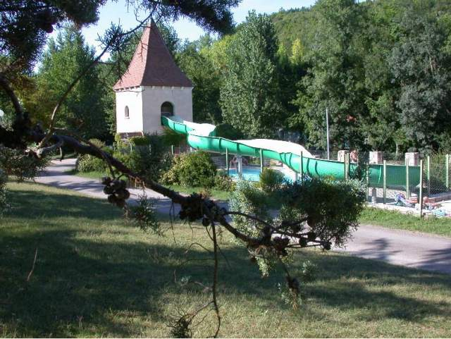 Photo Le moulin de julien camping 1