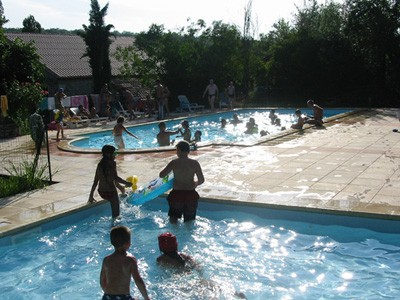 Camping le pouchou s lectionner votre choix tournon d for Camping lot et garonne avec piscine