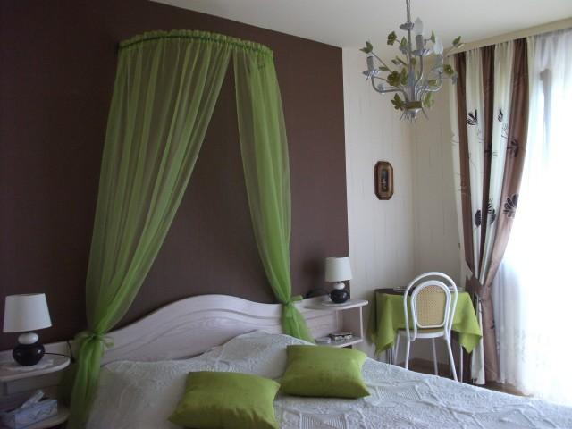 les amandiers chambre d 39 h te mittelwihr haut rhin 68. Black Bedroom Furniture Sets. Home Design Ideas