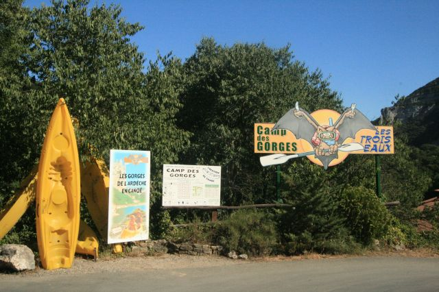 Camping Le Torrent Camping  Vallon Pont D Arc Ardeche