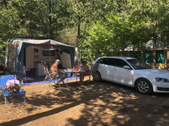 Photo Camping de la vallée de taradeau 3