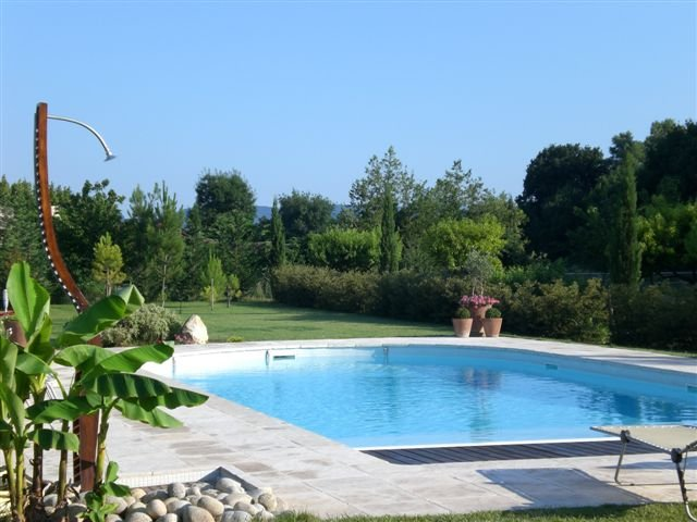 Le moulin de courlas b&b  (piscine  ...